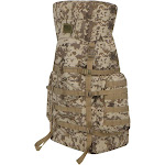 East West U.S.A. Tactical Military ACU Outdoor Water Resistant Backpack, Beige