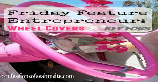 Feature Friday- Wheel Covers & Fobs