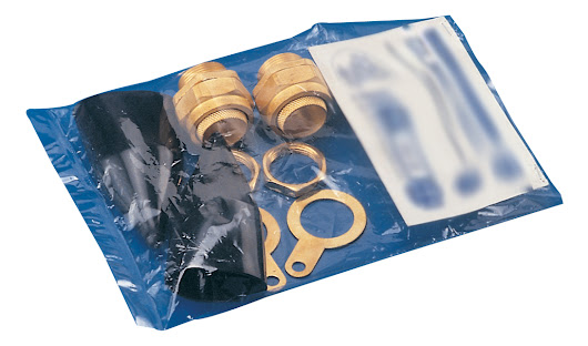 Brass Armoured Cable Gland Kits