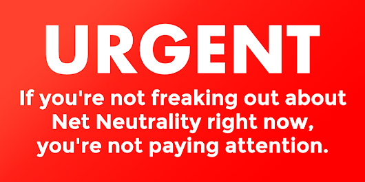 Net Neutrality is *not* dead yet. Call Congress to overrule the FCC vote.