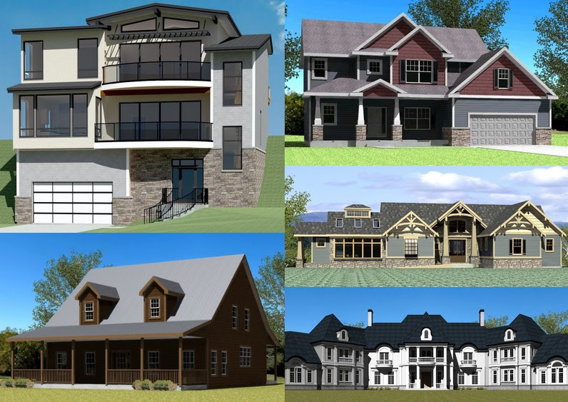 Custom Home Design And House Plans Ryan Moe Home Design