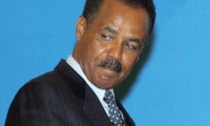 President Isaias Afwerki of Eritrea