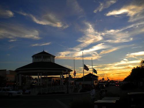 Sunset in Rehobeth