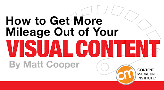 How to Get More Mileage Out of Your Visual Content