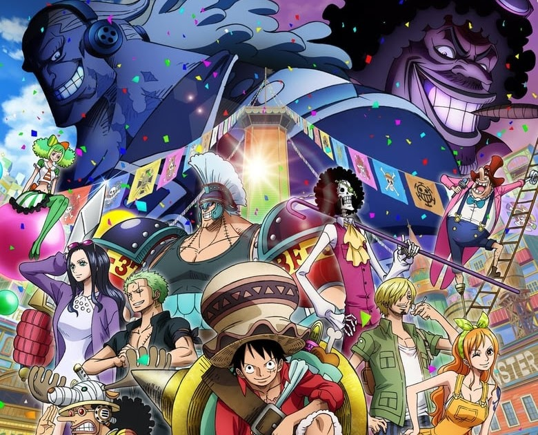 One Piece: Stampede (2019) Film Completo Streaming Ita