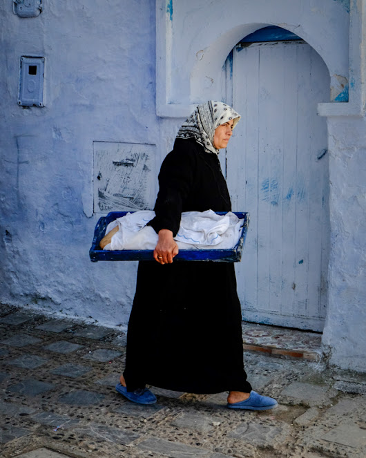 Chefchaouen Travels