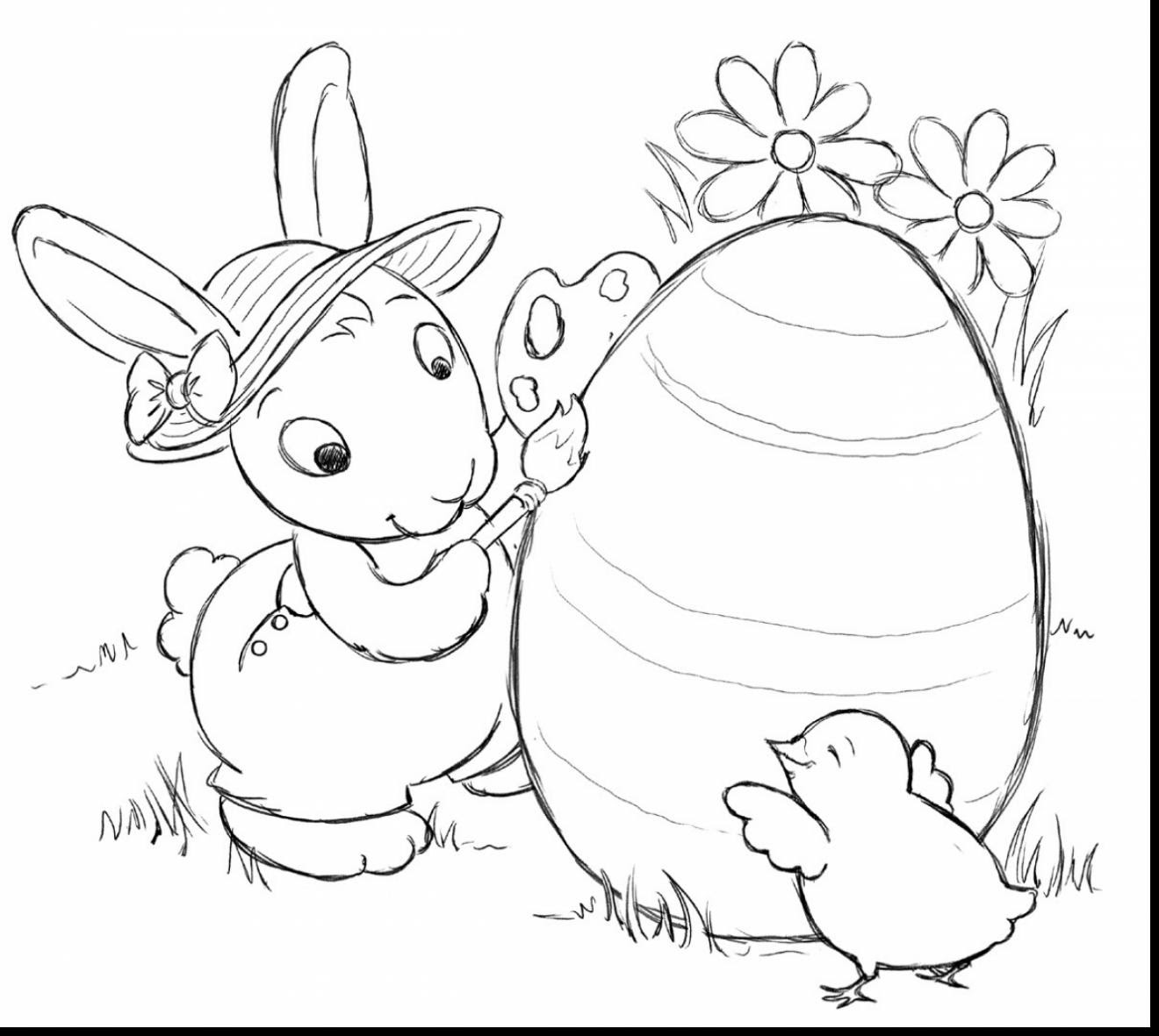 Crayola Easter Coloring Pages at GetDrawings | Free download