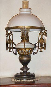 Lámpara – Definición de Lámpara, Concepto de Lámpara, Significado de Lámpara