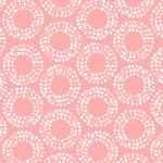 Shape of Spring - Full Circle - Petal Pink