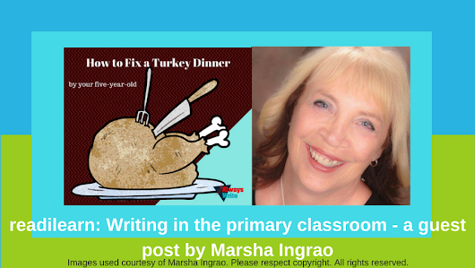 readilearn: Writing in the lower primary classroom – a guest post by Marsha Ingrao – Readilearn