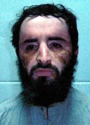 The pace of the pursuit then picked up when U.S. soldiers captured Faraj al-Libi (pictured), Al Qaeda's operational commander. Intelligence officials knew he was close to Bin Laden's trusted courier