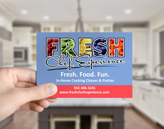 UStory: Fresh Chef Experience | UPrinting