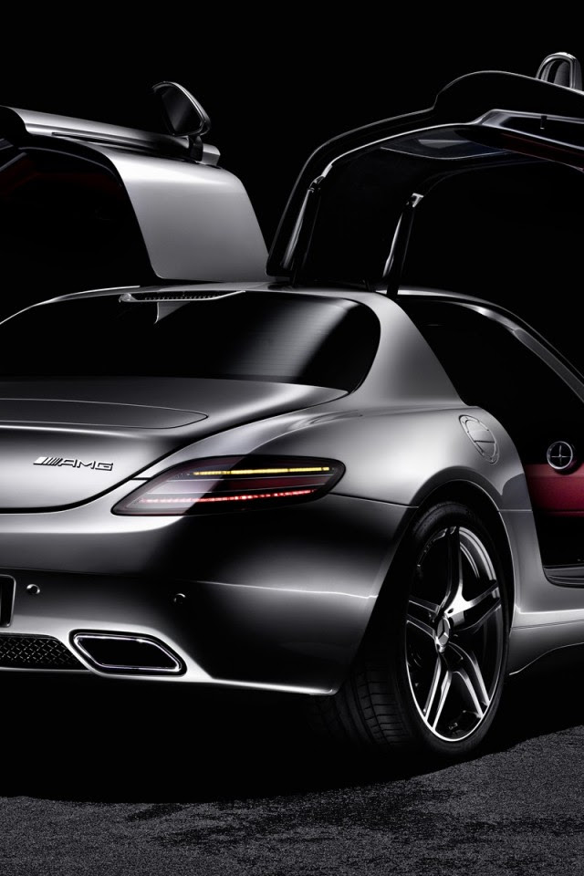 Calling All Iphone 4 4s Owners 20 Hot Car Wallpapers You Ll Love