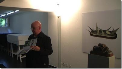 Niklaus Lenherr - Laudatio zu Rene Odermatt