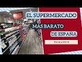PRIMAPRIX. El supermercado de marcas más barato de España