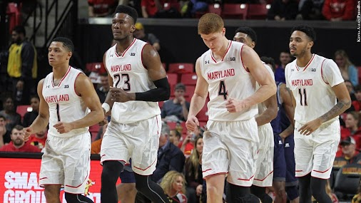 Trio Of Terps Earn All Big-Ten Honors