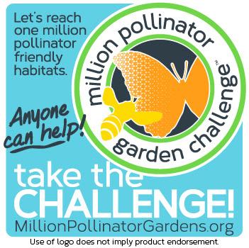 Join the Million Pollinator Garden Challenge