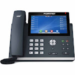 Fortinet FortiFone FON-570 VoIP Phone
