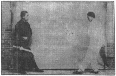 《昆吾劍譜》 李凌霄 (1935) - technique 10