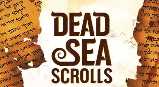 Dead Sea Scrolls Exhibition Comes to DMNS | Mile High Mamas