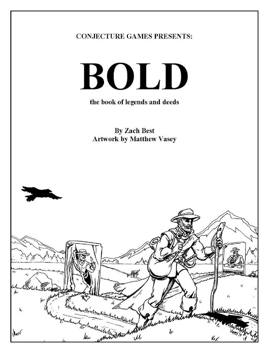 BOLD, Universal PC Stories and Deeds Generator - Conjecture Games | DriveThruRPG.com