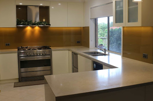 Handle less Kitchens | A New Trend Modern Design in Sydney
