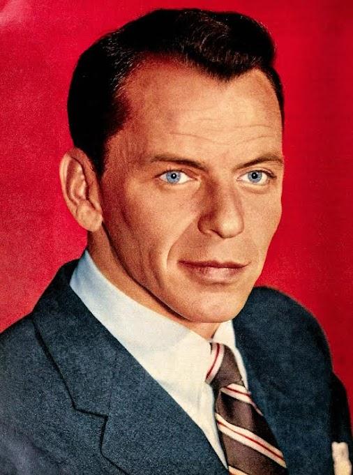 Francis Albert Sinatra (Hoboken, 12 dicembre 1915 – West Hollywood, #14Maggio 1998) http://it.wikipedia.org...