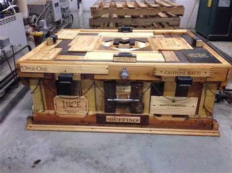 Unbelievable Outdoor Pallet Coffee Table ? 1001 Pallets