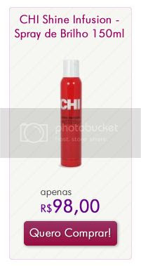 CHI Shine Infusion - Spray de Brilho 150ML