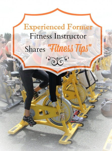 "Former fitness instructor shares ""Fitness Tips"" 
