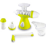 Juice Buddy 2 in 1 Manual at Home Easy Clean Ice Cream Maker and Juicer