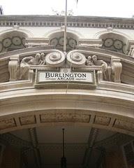 Burlington Arcade 1