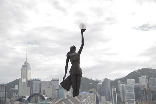 Hong Kong Film Awards statue!