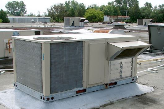 The Right Commercial Central Air Conditioning Makes A Difference