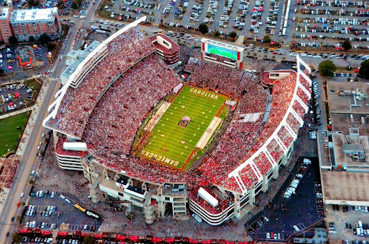 Sporting Events in the Midlands - SC Vacation Guide - Columbia, SC