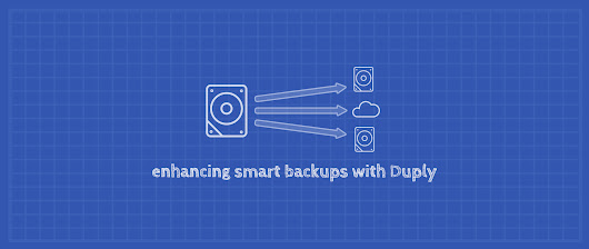 Enhancing smart backups with Duply - Fedora Magazine