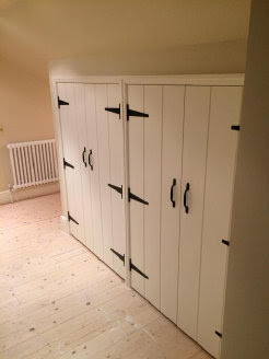 Ensuite Bathroom On Bathroom Vanity Cabinet Following The Refit Of An