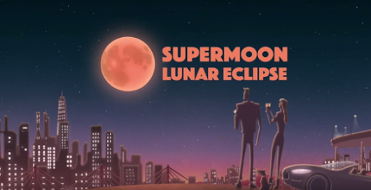 What is a Supermoon Lunar Eclipse?