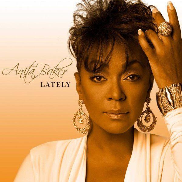 Lately (Single Cover), Anita Baker