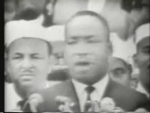 Martin Luther King Jri Have A Dream Speech Video