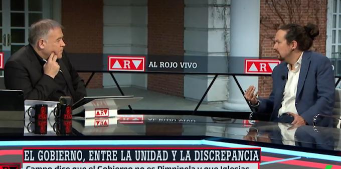 Iglesias dice que no ha tomado posición sobre el conflicto del Sáhara Occidental.