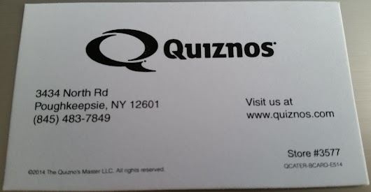 Whatever Happened to Quiznos? It's So Much Better Than Subway