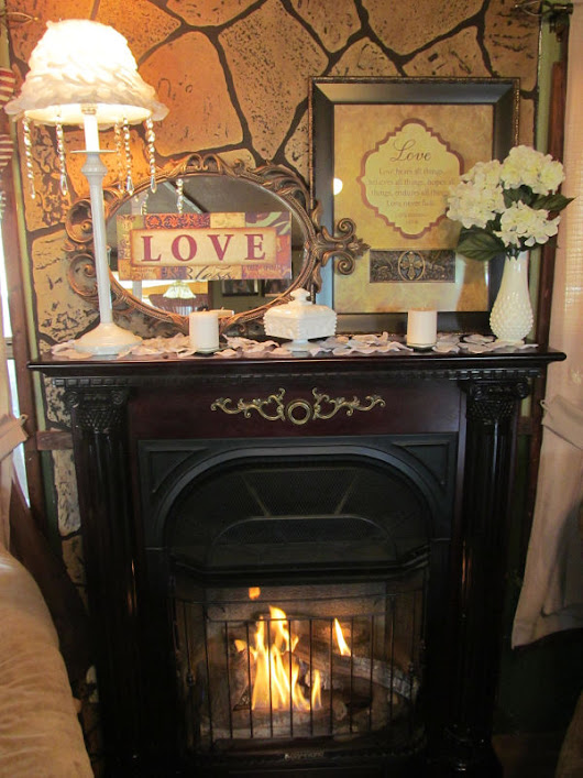 Set the Mood with Valentines Day Fireplace - The Blog at FireplaceMall