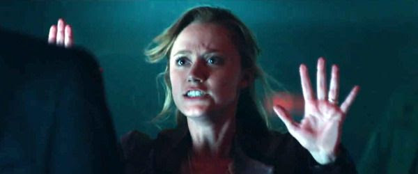 Maika Monroe plays Patricia Whitmore in INDEPENDENCE DAY: RESURGENCE.
