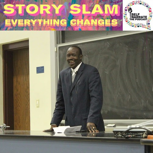 Podcast Episode 33: Story Slam - Jacob Atem by Self Narrate