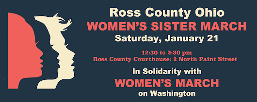 Ross County Ohio Women's Sister March