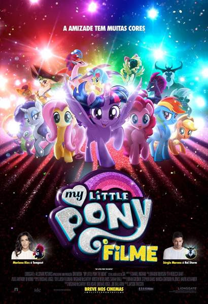 My Little Pony: O Filme : Poster