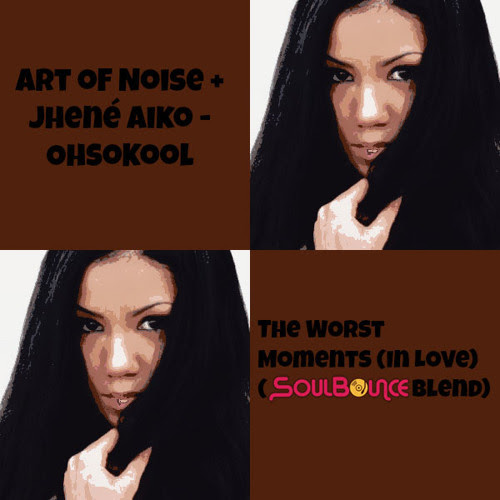 "SB PREMIERE - Art of Noise + Jhené Aiko - OhsoKool: ""The Worst Moments (In Love) (SoulBounce Blend)"""