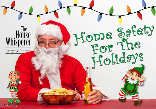 Home Safety For The Holidays - Art Plumbing, AC & Electric