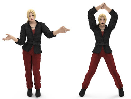 MMD Nina Williams